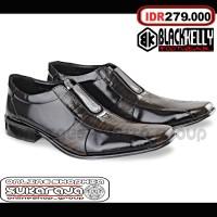 Jual Sepatu Pantofel Kulit Pantopel Cowok Formal Resmi Cibaduyut Kerja Pria Murah
