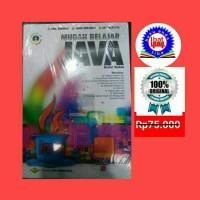 Buku MUDAH BELAJAR JAVA REVISI KEDUA +CD