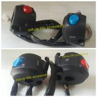 SPECIAL Saklar/switch motor sport modifikasi universal/vixion/Nmax/Nin