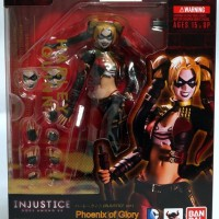 Jual SHF Harley Quinn Injustice Ver Murah