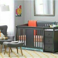 box bayi - baby box brown (furniture jepara)