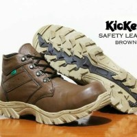 SEPATU BOOTS PRIA / KICKERS SAFETY BOOTS / CASUAL NIKE ADIDAS