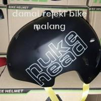 harga Helm Batok / BMX / Skate / Rafting Nukehead KK920 Black Tokopedia.com