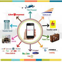 Software PPOB, Tiketing, Tour And Travel Distributor MMBC ORIGINAL