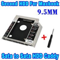 harga Caddy Hdd Enclosure For Macbook Pro Unibody 13