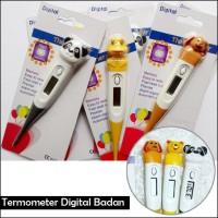 Jual Termometer / Thermometer Badan Digital (Alat Deteksi Suhu)KARAKTER Murah