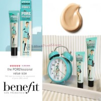 BENEFIT COSMETICS THE POREFESSIONAL FACE PRIMER VALUE SIZE 44 ML
