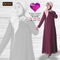 QD 168 - Qirani Promo 30% /Gamis Muslim