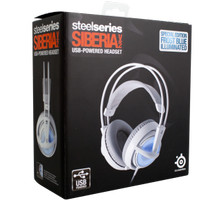 HEADSET STEELSERIES SIBERIA V2 FROST BLUE EDITION