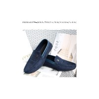 Sepatu Slip On Bludru