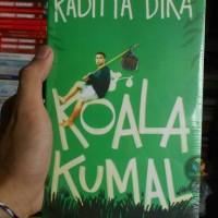 Buku Novel Koala Kumal , By : Raditya Dika