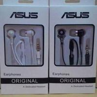 Handsfree Asus / earphone / headset zenfone asus ori99%