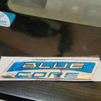 Jual Emblem sticker yamaha Blue core seperti original yamaha ..Order Now Murah