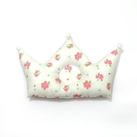 Baby pillow Mahkota -Flowers (BBP-013)