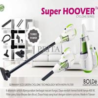 Jual BOLDE VACUUM CLEANER SUPER HOOVER ALAT SEDOT DEBU MOBIL DLL PORTABLE Murah