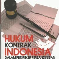 BUKU HUKUM KONTRAK INDONESIA / RIDWAN KHAIRANDY / FH UII