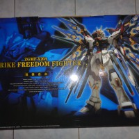 Perfect grade gundam / pg gundam strike freedom non ori (daban)