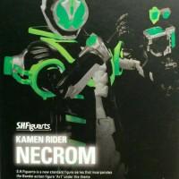 SHF KAMEN RIDER NECROM MISB