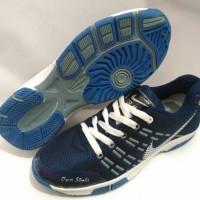 Sepatu Badminton, Voli, Lari, Nike Air Max - Biru Dongker