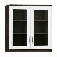 Kitchen Set Atas 2 pintu kaca Anata 2662 free ongkir Jabodetabek