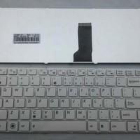 Keyboard Asus k42J A42J A83S K43S N82J N43S X42J A43S white