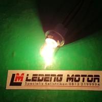 Bohlam Colok T10 T13 10w Lampu Mobil Motor Tancap Sen Senja Sein Rem