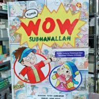 #Wow Subhanallah #Komik Islami #Komik Anak Islami #Buku Parenting