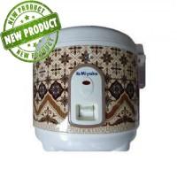 Rice Cooker Miyako PSG-607 Penghangat Nasi 0,6 Liter - Murah