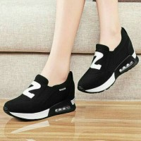 SLIP ON AIR MAX Z SERIES HITAM
