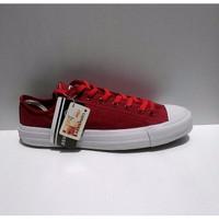 SPECIAL sepatu converse chuck taylor II grade ori merah marun LARIS