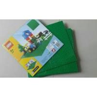 lego 626 Green base plate