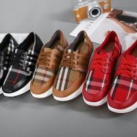 BURBERRY WEDGES SHOES ||Sepatu Wanita Cantik|Sepatu Import Murah