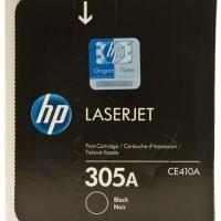 Toner - HP - HP 305A Black (CE410A)