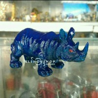 Badak Biru Fengshui - Blue Rhinocheros