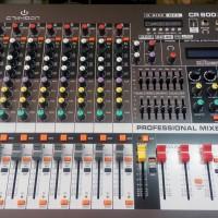 harga Mixer Audio Crimson CR 800 FX 8 Chanel Tokopedia.com