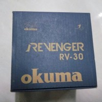 harga Reel Okuma Revenger RV-30 Tokopedia.com