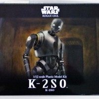 Bandai 1/12 K-2SO Star wars model kit