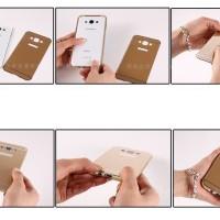 Metal Hard Case Samsung Galaxy Mega 5.8 Casing HP Aluminium Bumper TPU