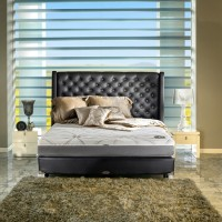 Elite Spring Bed (Satu Set) Royal Crown (200x200)