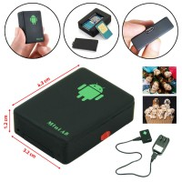 GPS Tracker Mini A8 - Alat Lacak / Sadap / Suara - Tracking Device