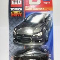 Tomica Cool Drive TCD17 Mitsubishi Lancer Evolution (Evo) X