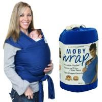 harga Gendongan Bayi Moby Wrap Blue / Gendongan Kangguru / Baby Carrier Tokopedia.com