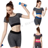 Jual Setelan Bra Set Baju Celana Sport Senam Fitnes Gym Jogging Aerobik Murah