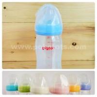 Botol Pigeon Nursing Bottle Wide Neck Peristaltic Plus Nipple 240ml