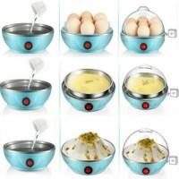 Jual Egg Boiler Steam Alat Kukus pengukus Telur listrik elektrik bagus mura Murah