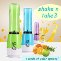 Jual Shake N Take Generasi 3 Blend Go 2 Double Cup (New Juicer-Blender) Murah