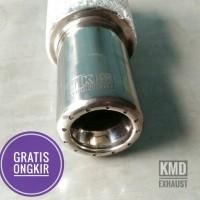 Jual Muffler knalpot mobil racing sirion terios serena -HKS Gronel Mini 4