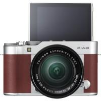 Fujifilm X-A3 Kit XC16-50mm F/3.5-5.6 OIS II (Brown)