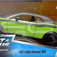 Jada Furious 7 1/24 Letty's Dodge Challenger SRT8 Limited