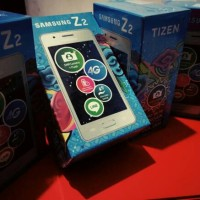 Jual Samsung Z2 Red Wine Murah